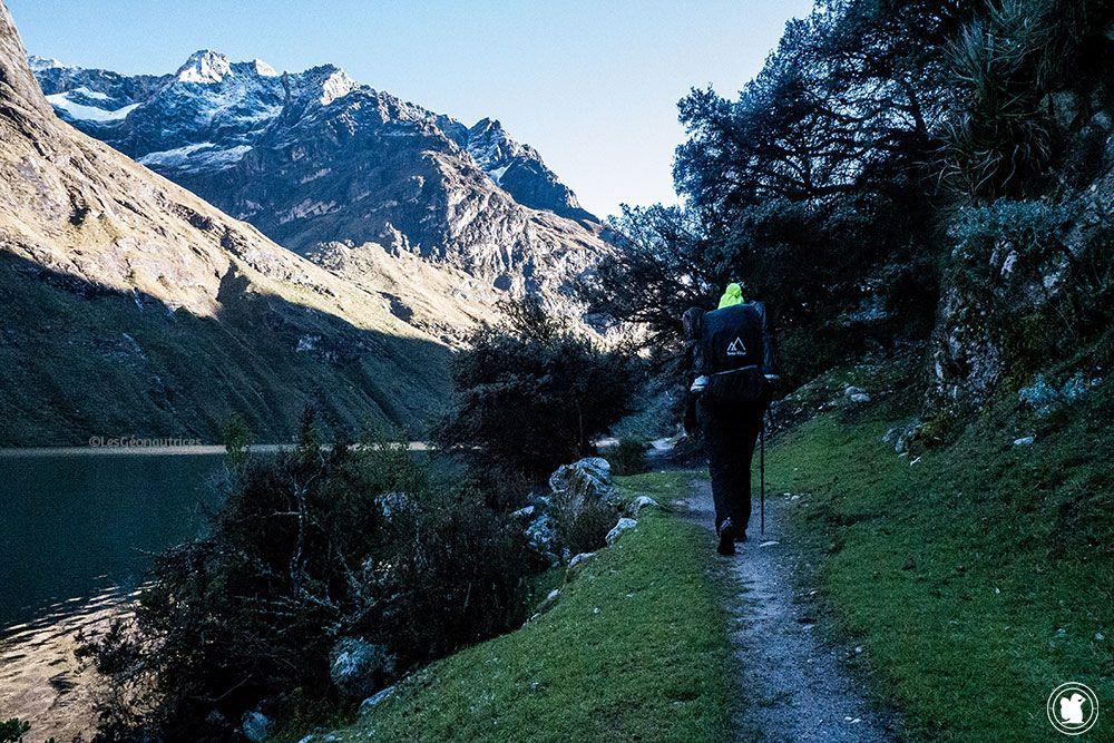 Trek Santa Cruz, randonner dans la cordillère Blanche du Pérou