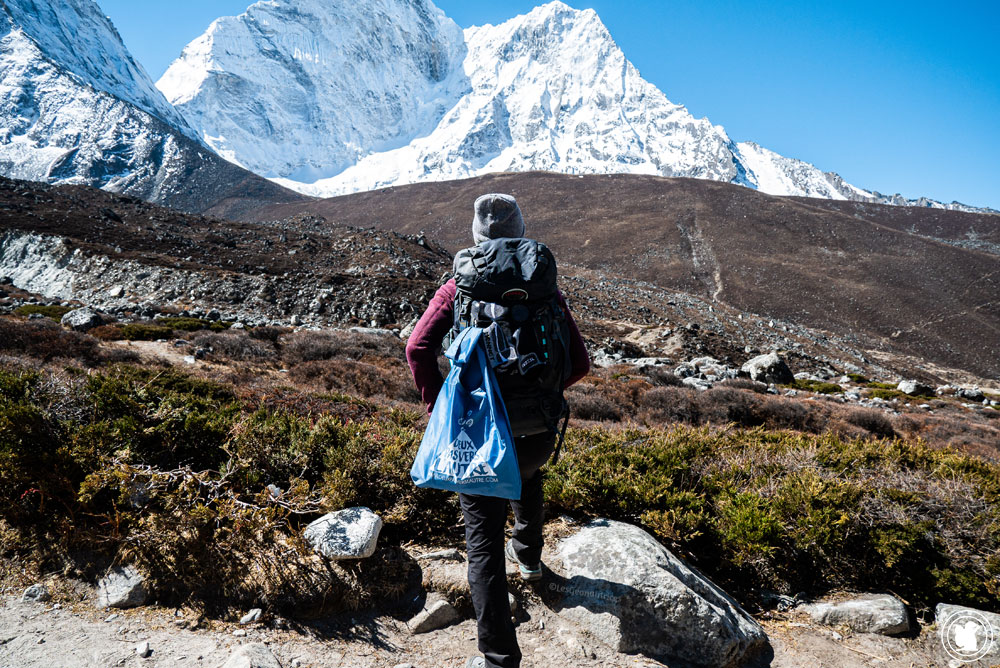 Candie Népal Trek