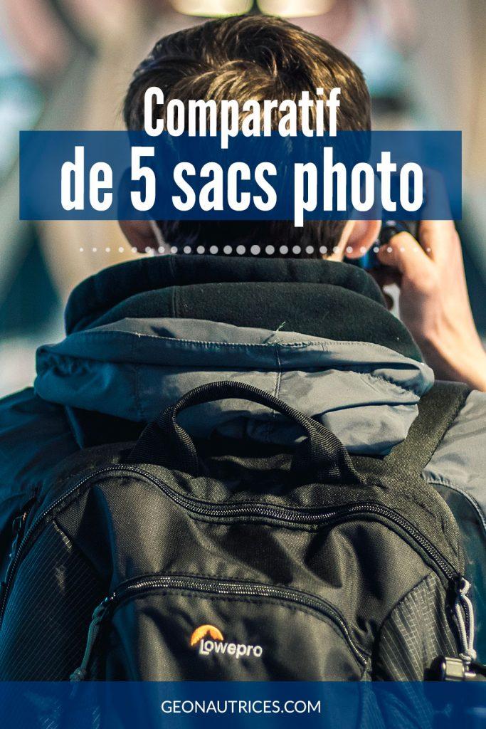 Retrouvez un article où nous comparons 5 sacs photo urbain pour des sorties à la journée. Des sacs photo petit format mais pouvant stocker beaucoup ! #sacphoto #phototrip #journéephotographie