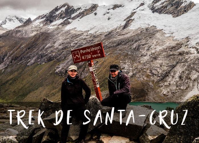 Trek de Santa-Cruz au Pérou