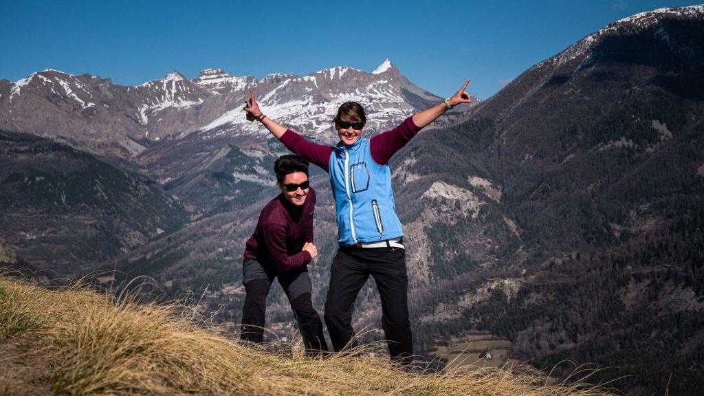 A propos des autrices de ce blog voyage et randonnée