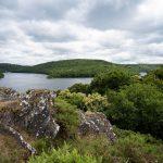 Randonnée autour du lac de Guerlédan en Bretagne (sur 2 ou 3 jours)