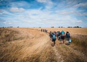 2 jours de randonnée dans la forêt de Rambouillet – Randoshow avec Helloways