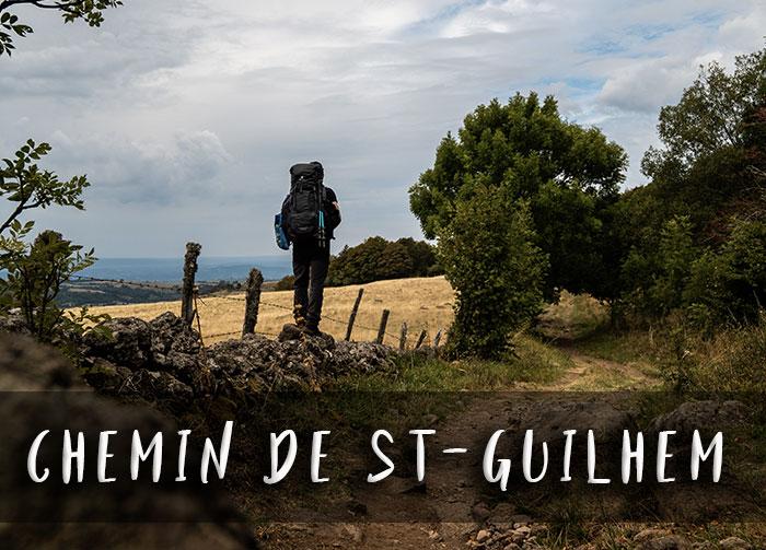 Chemin de Saint-Guilhem