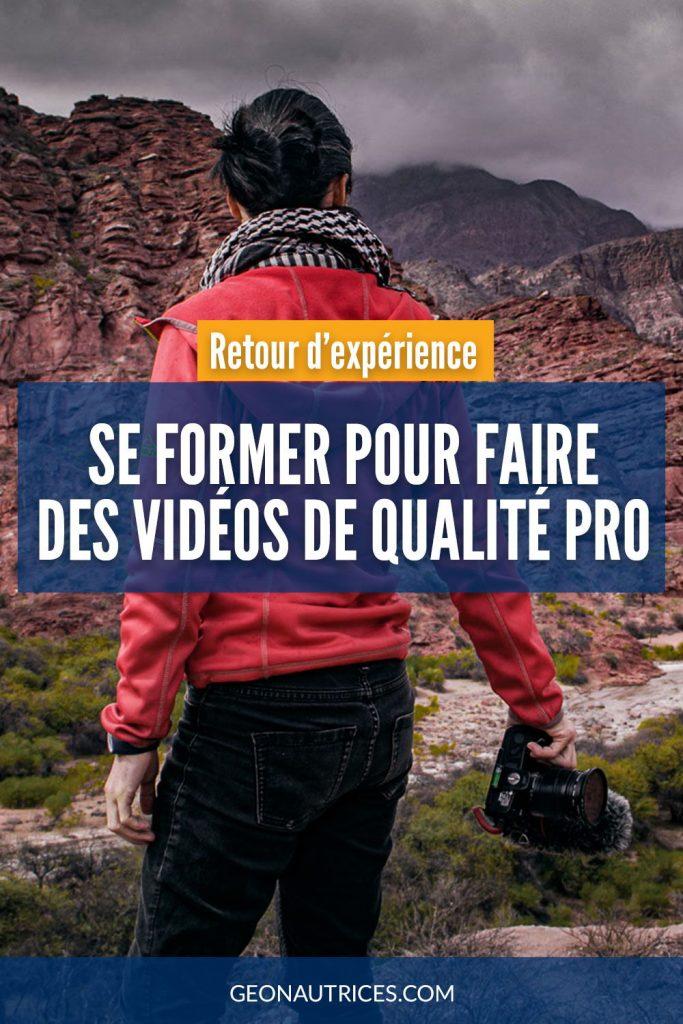 Se former pour faire des vidéos de qualité pro, notre retour d'expérience avec la formation FOTG.  #formation #video #videaste #fotg