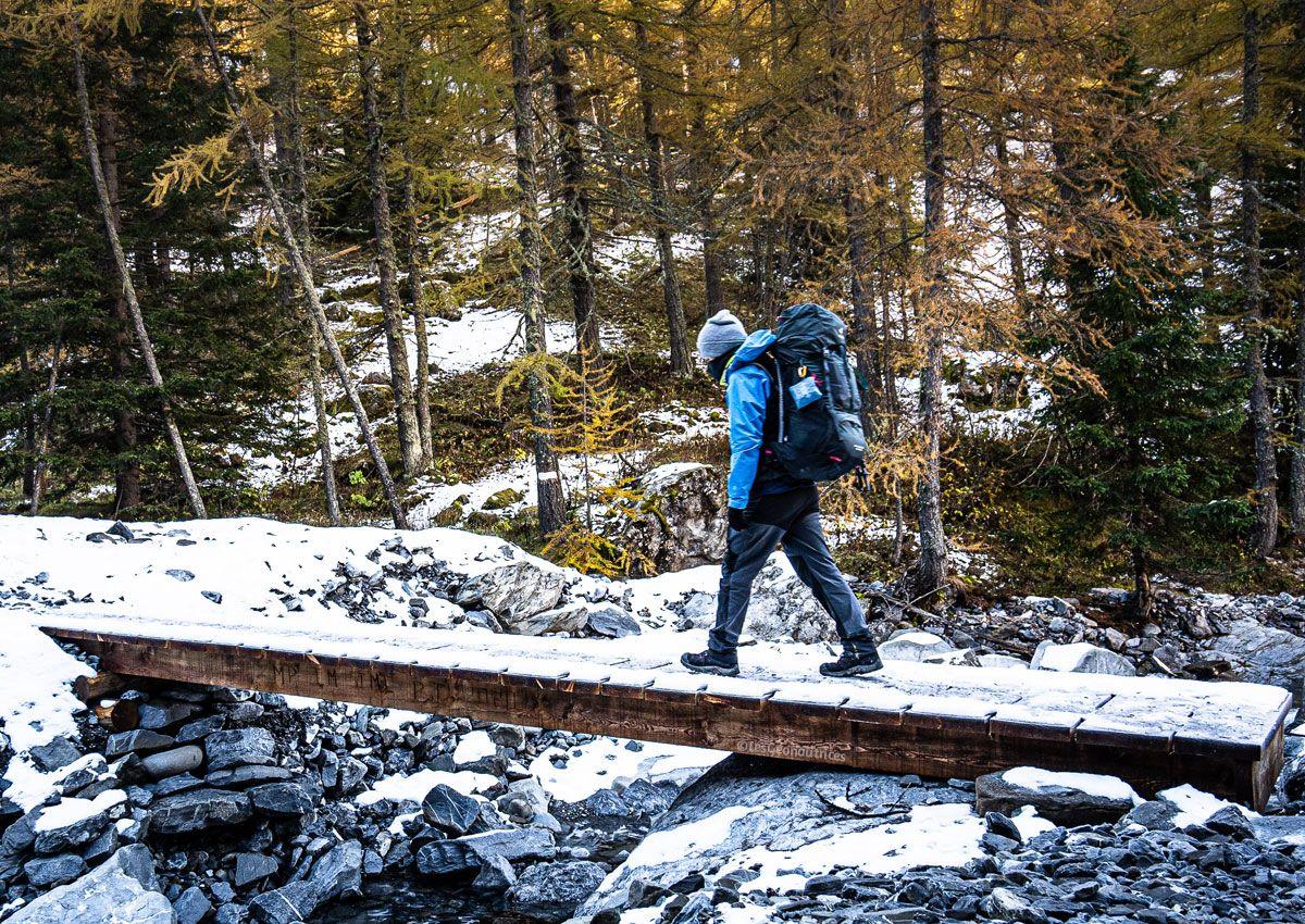 Sous-vêtements techniques en laine mérinos pour la randonnée