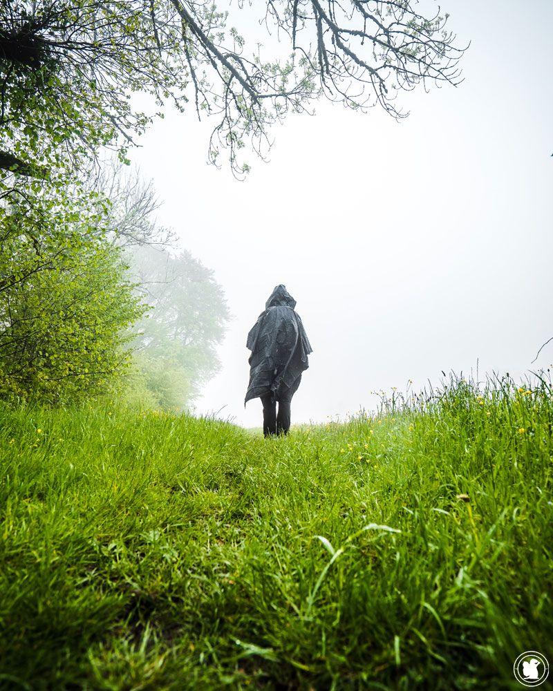 Randonnée dans le Jura, ambiance mystique