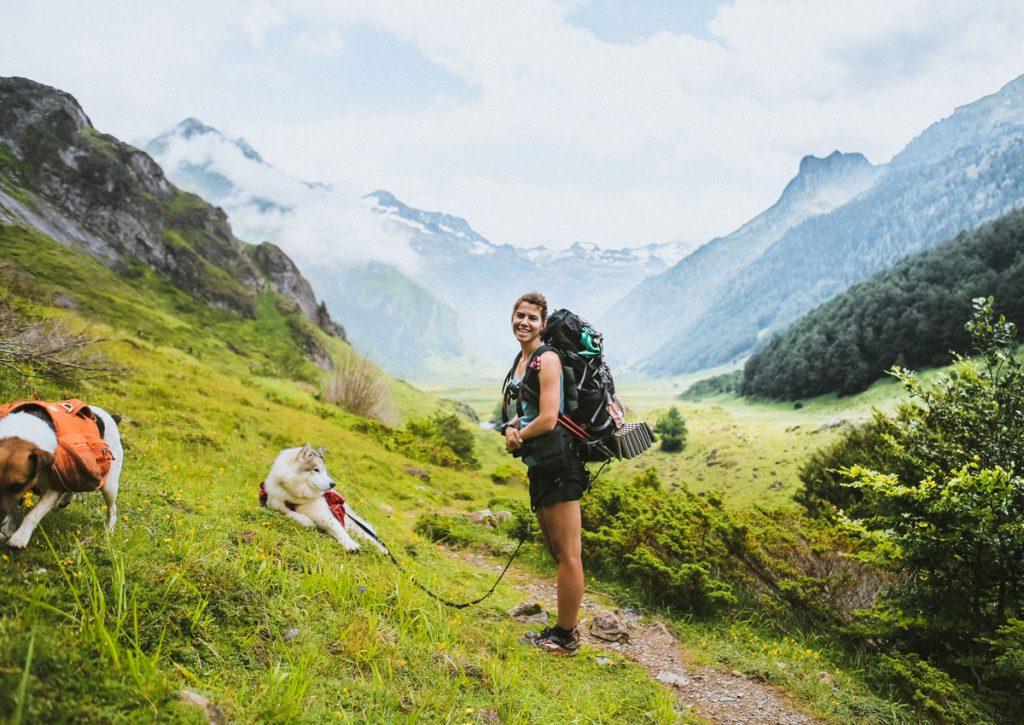Roxanne et Jack - Guide de la Cani-Randonnée