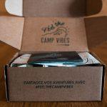 On a testé la box Camp Vibes, une box bimensuelle pour les randonneurs
