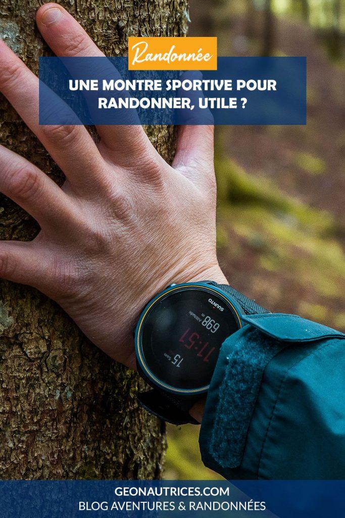 Une montre sportive pour randonnée, est-ce utile ? On vous en parle dans cet article où nous parlons des montres Suunto que nous avons testées.