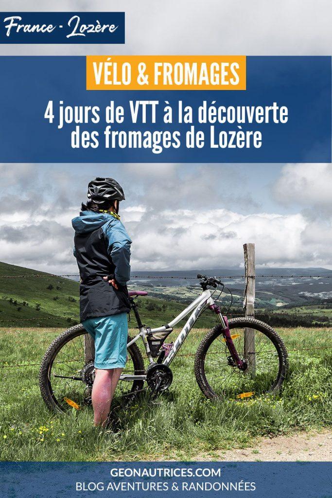 4 jours de VTT à la découverte des paysages et fromages de Lozère. Découvrez ce tronçon de la GTMC (Grande Traversée du Massif Central) et retrouvez toutes les infos et retours d'expérience dans cet article.