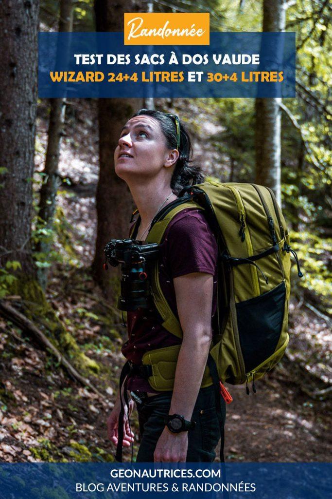 Voici notre avis sur les sacs à dos de randonnée Wizard 24+4 litres et 30+4 litres de la marque Vaude. Après les avoir testés lors de nombreuses sorties de randonnée, nous vous donnons notre retour d'expérience dans cet article.
