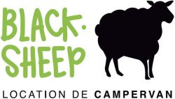 Location de van Black sheep van
